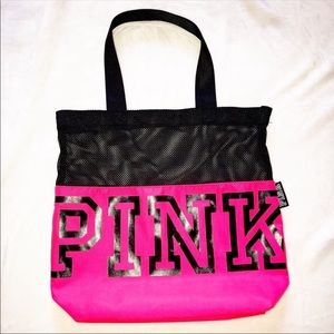 VS PINK TOTE/GYM BAG